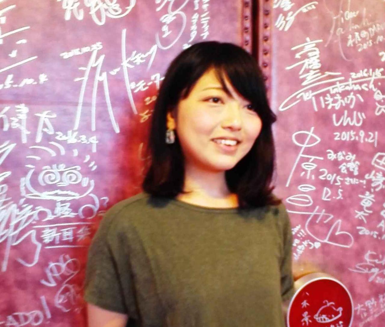 画像: なんと館長の肩書きで、登場したのは20代の若き女性 吉田 由利香さん