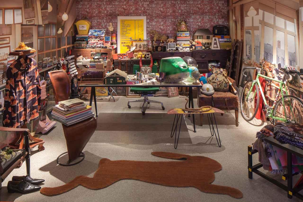 画像: Paul's Office:ポールのオフィス © Luke Hayes