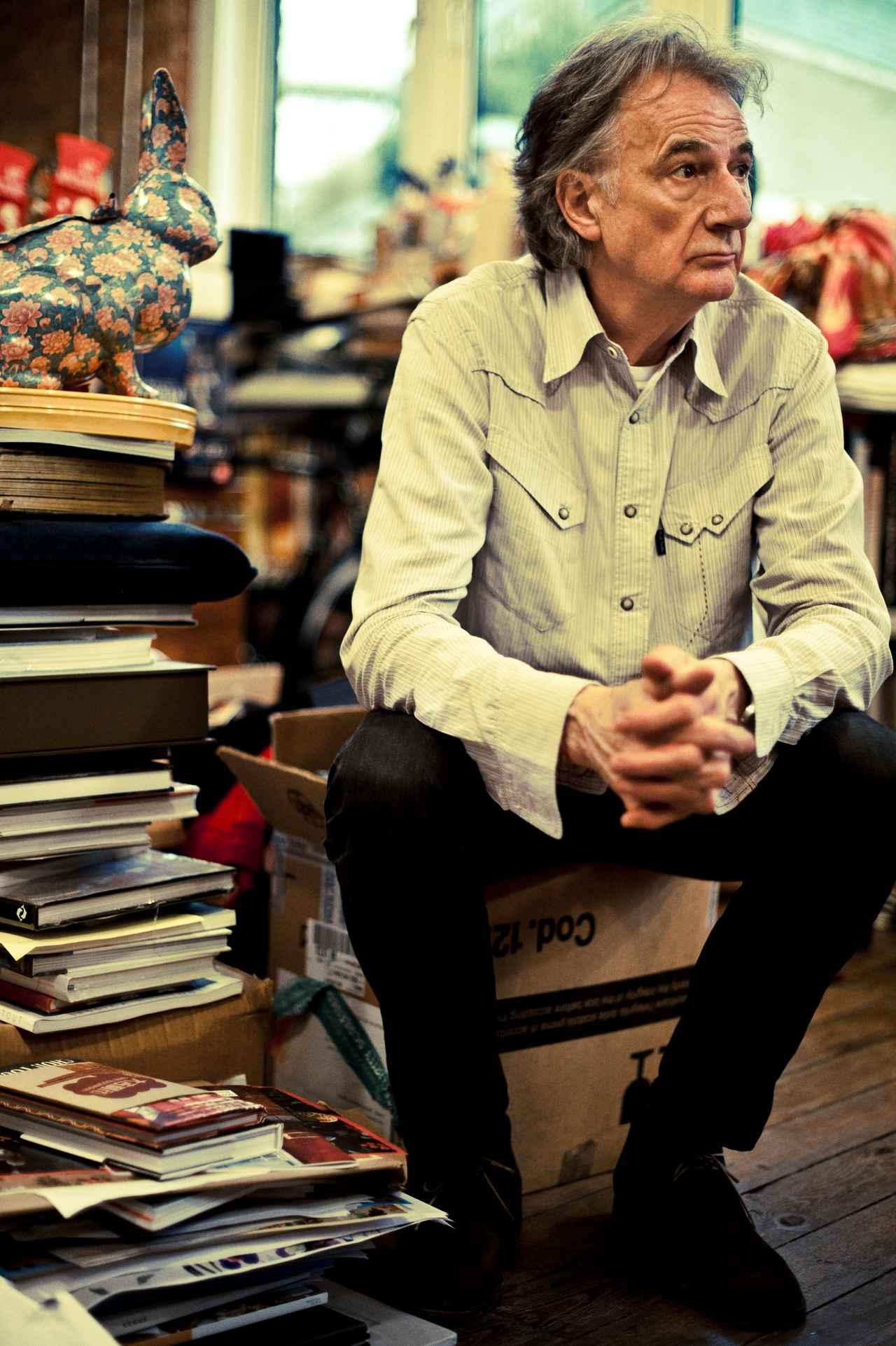 画像: Paul's Portrait 2:ポールのポートレイト2 © James Mooney
