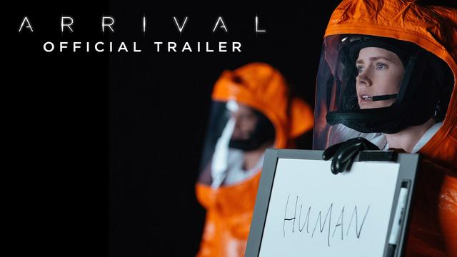 画像: Arrival Trailer #1 (2016) - Paramount Pictures youtu.be