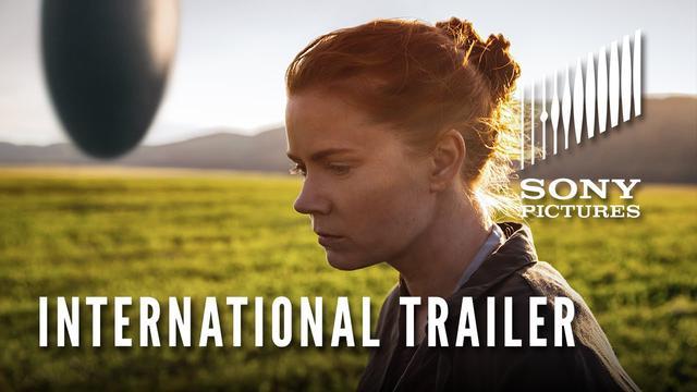 画像: ARRIVAL – International Trailer (HD) youtu.be