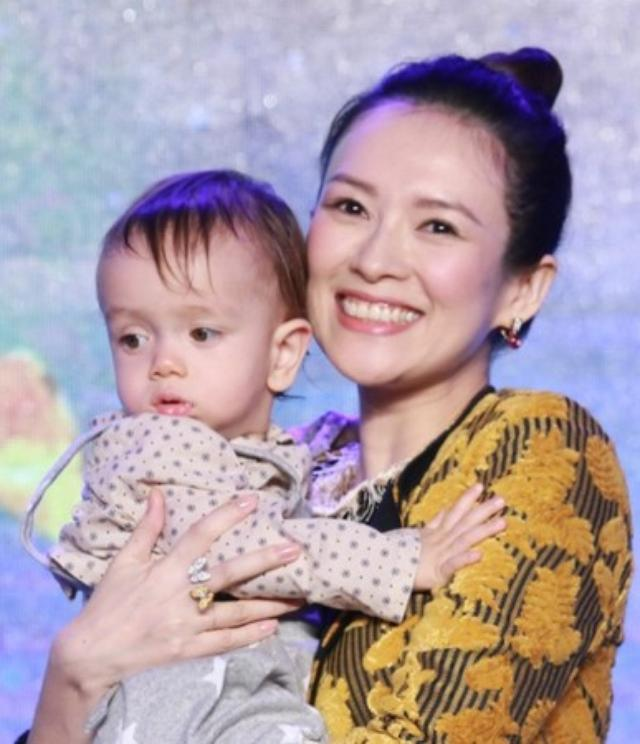 画像: 出産後の第一作はハリウッド映画、女優チャン・ツィイー「子連れ撮影」に特別な思い―中国