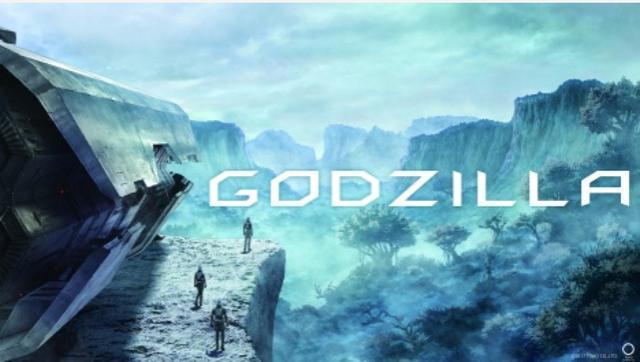 画像: 'Godzilla' Anime Announced With a New Website and Striking Concept Art
