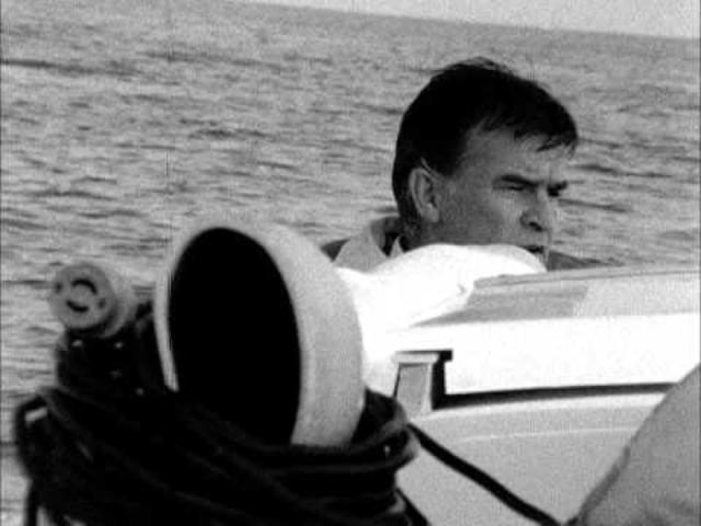 画像: Sailing with Bushnell Keeler - a home movie by David Lynch c.1967 youtu.be