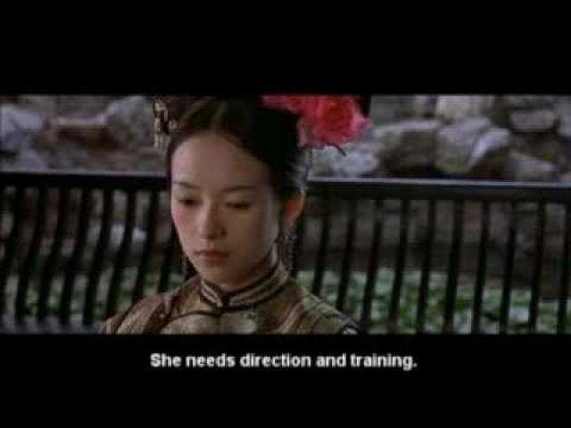 画像: 『グリーン・デスティニー』 Crouching Tiger Hidden Dragon (臥虎藏龍) [Oscar's Best Foreign Movie] youtu.be