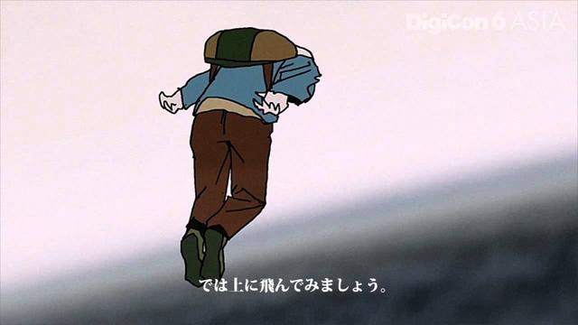 画像: 【DigiCon6 JAPAN Youth Silver】空を飛んでみた youtu.be