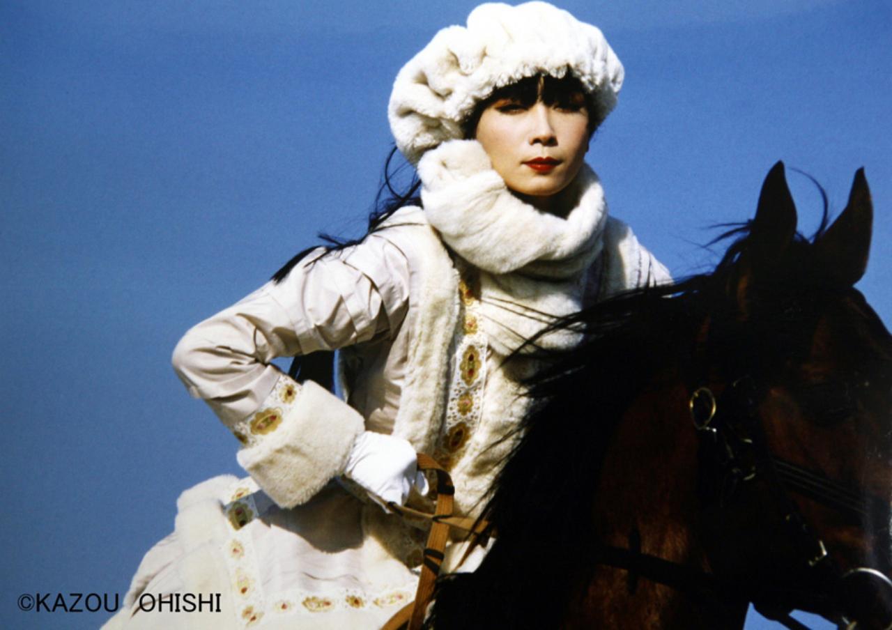 画像: 映画「氷の花火~山口小夜子」オフィシャルサイト