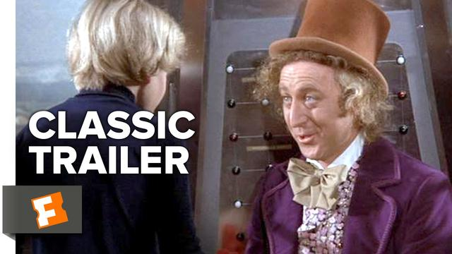 画像: Willy Wonka & The Chocolate Factory (1971) Official Trailer - Gene Wilder, Roald Dahl Movie HD youtu.be