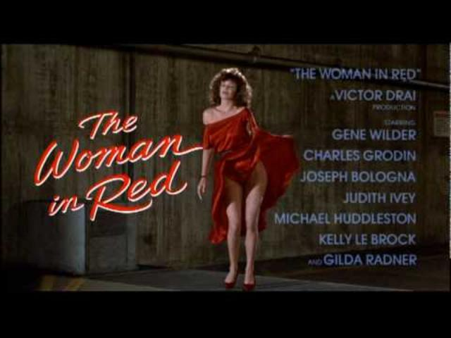 画像: The Woman in Red (1984) Trailer youtu.be