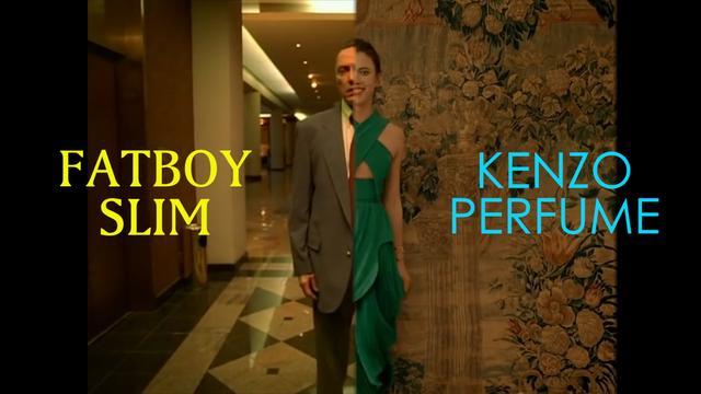 画像: Fatboy Slim/Kenzo Perfume Ad Mashup youtu.be