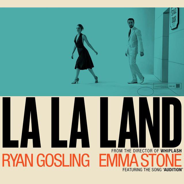 画像2: 『La La Land』公式ページで掲載のポスター