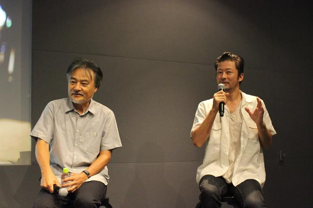 画像2: 黒沢清監督と浅野忠信