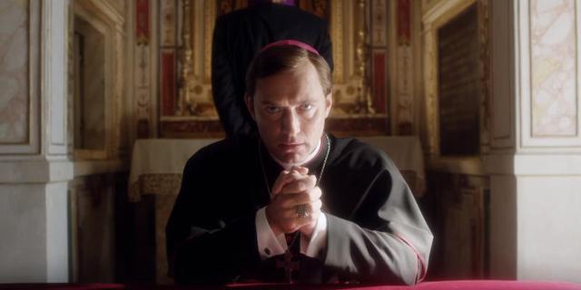 画像: http://collider.com/the-young-pope-trailer-jude-law/