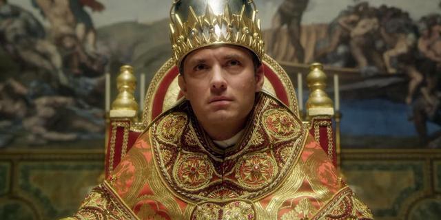 画像: The Young Pope Trailer: Jude Law Is the Pontiff for HBO