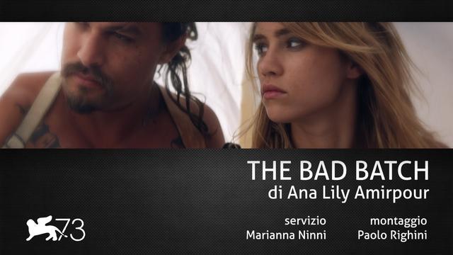 画像: THE BAD BATCH di Ana Lily Amirpour youtu.be