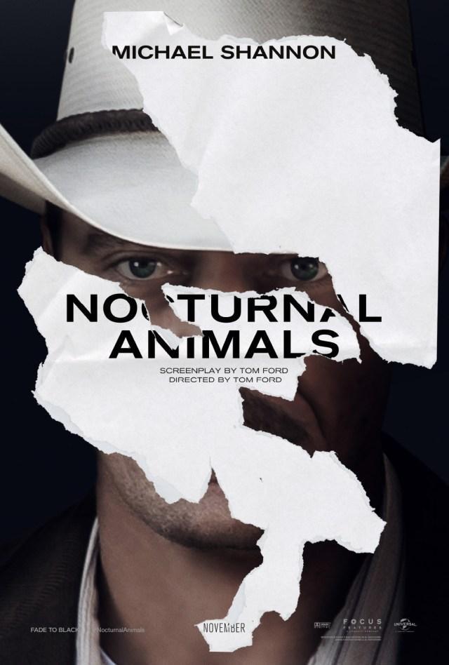 画像1: http://www.indiewire.com/2016/09/nocturnal-animals-poster-amy-adams-jake-gyllenhaal-tom-ford-michael-shannon-1201724428/