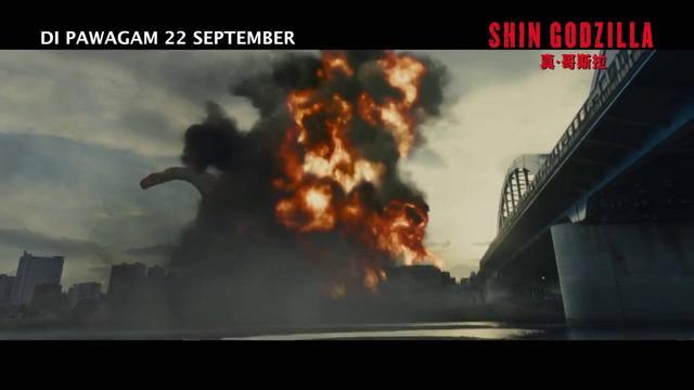 画像: SHIN GODZILLA Main Trailer Opens 22.09 in MALASIA youtu.be