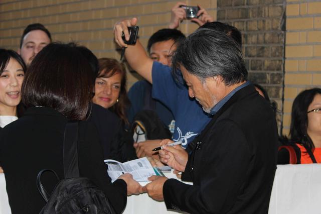 画像4: 世界の黒沢『ダゲレオタイプの女』トロント国際映画祭上映 ! 会場にはデ・パルマ監督、チャン・ツィイーなどの審査員も--