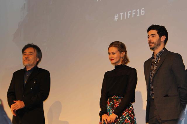 画像2: 世界の黒沢『ダゲレオタイプの女』トロント国際映画祭上映 ! 会場にはデ・パルマ監督、チャン・ツィイーなどの審査員も--