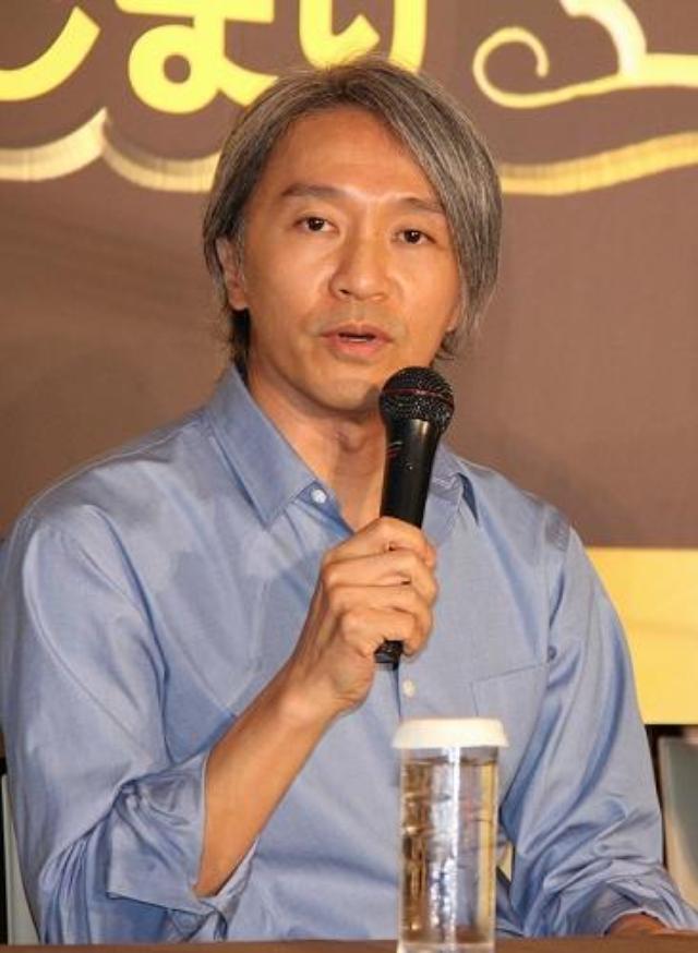 画像: チャウ・シンチー http://laughy.jp/1420695760942183785