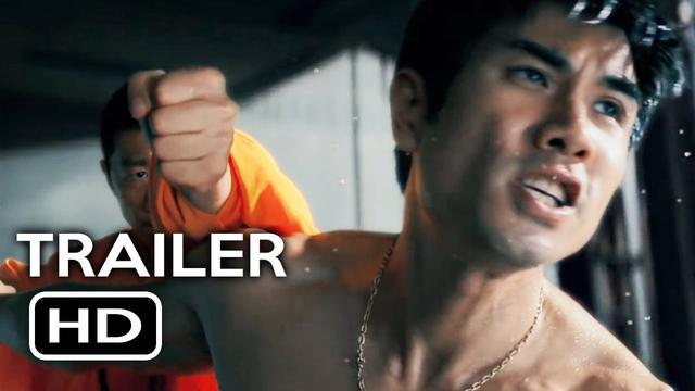 画像: Birth of the Dragon Official Trailer #1 (2016) Bruce Lee Biopic Movie HD youtu.be