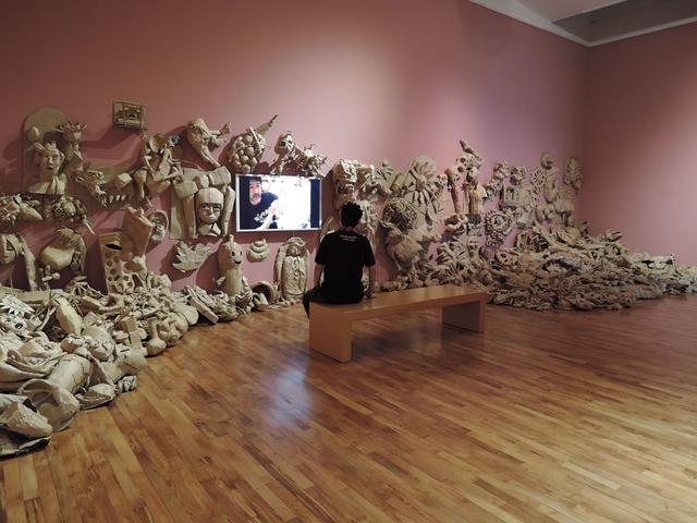 画像: 会田 誠 Aida Makoto + 21st Century Cardboard Guild