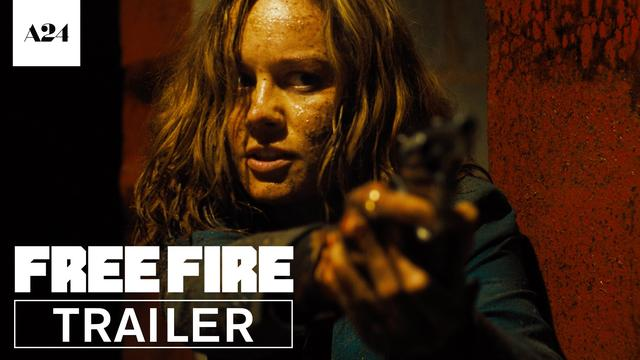 画像: Free Fire | Official Red Band Trailer HD | A24 youtu.be