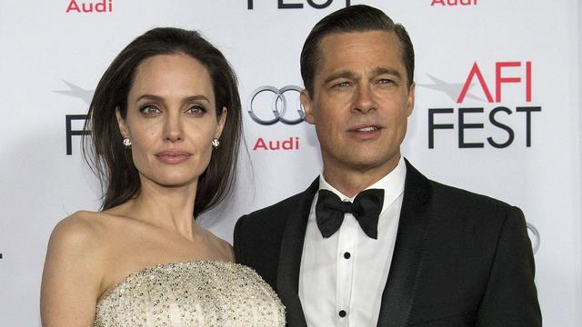 画像: Angelina Jolie Files For Divorce From Brad Pitt, Cites Irreconcilable Differences