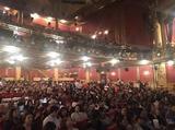 """画像1: トロントで初の公式上映!1400人の観客が衝撃、そして、拍手喝采! """"ものすごい吸入力!息が止まりそうなくらい強烈だった!"""" """"新たなジャンルの映画の誕生だ!"""""""