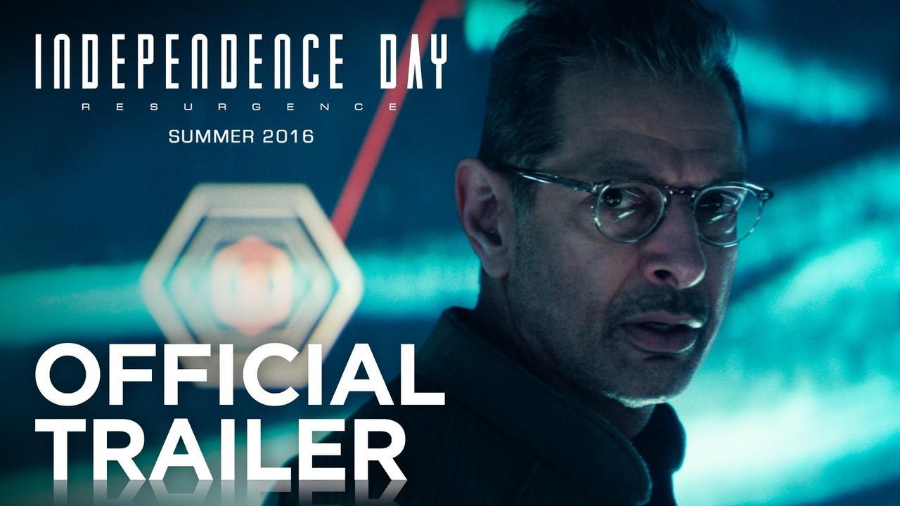 画像: 『インデペンデンス・デイ:リサージェンス』 Independence Day: Resurgence | Official Trailer [HD] | 20th Century FOX youtu.be