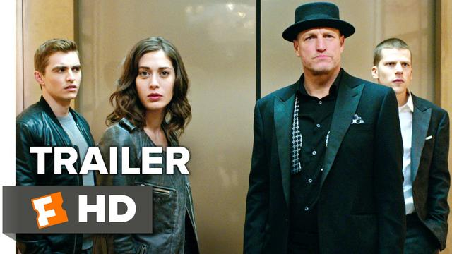 画像: 『グランド・イリュージョン 見破られたトリック』 Now You See Me 2 Official Teaser Trailer #1 (2015) - Woody Harrelson, Daniel Radcliffe Movie HD youtu.be