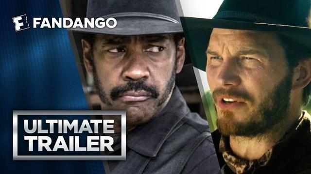 画像: The Magnificent Seven Vintage Western Trailer (2016) youtu.be