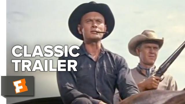 画像: The Magnificent Seven Official Trailer #1 - Charles Bronson Movie (1960) HD youtu.be