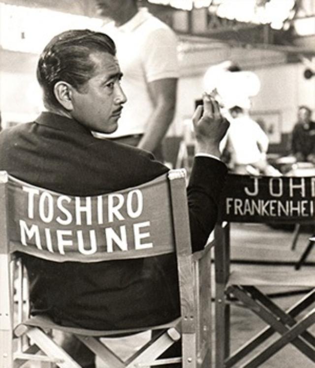 画像: 三船敏郎オフィシャルサイト TOSHIRO MIFUNE | Mifune Productions Co.,Ltd.