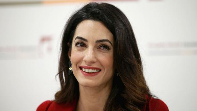 画像: Amal Clooney to Represent ISIS Rape Survivor and Victims of Yezidi Genocide