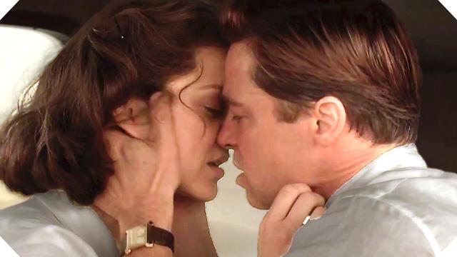 画像: ALLIED Trailer # 2 (Brad Pitt - Marion Cotillard) youtu.be