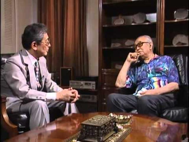 画像: Akira Kurosawa interview youtu.be
