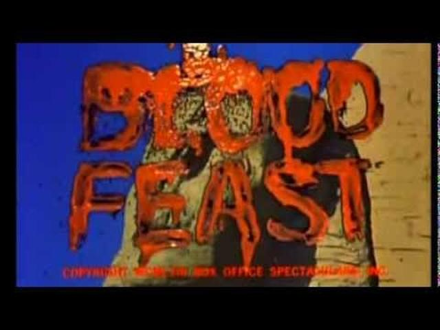 画像: Blood Feast (1963) Trailer youtu.be