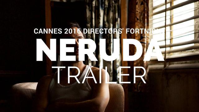 画像: NERUDA - Pablo Larraín Film Trailer (Cannes 2016 Directors' Fortnight) English Subtitles youtu.be