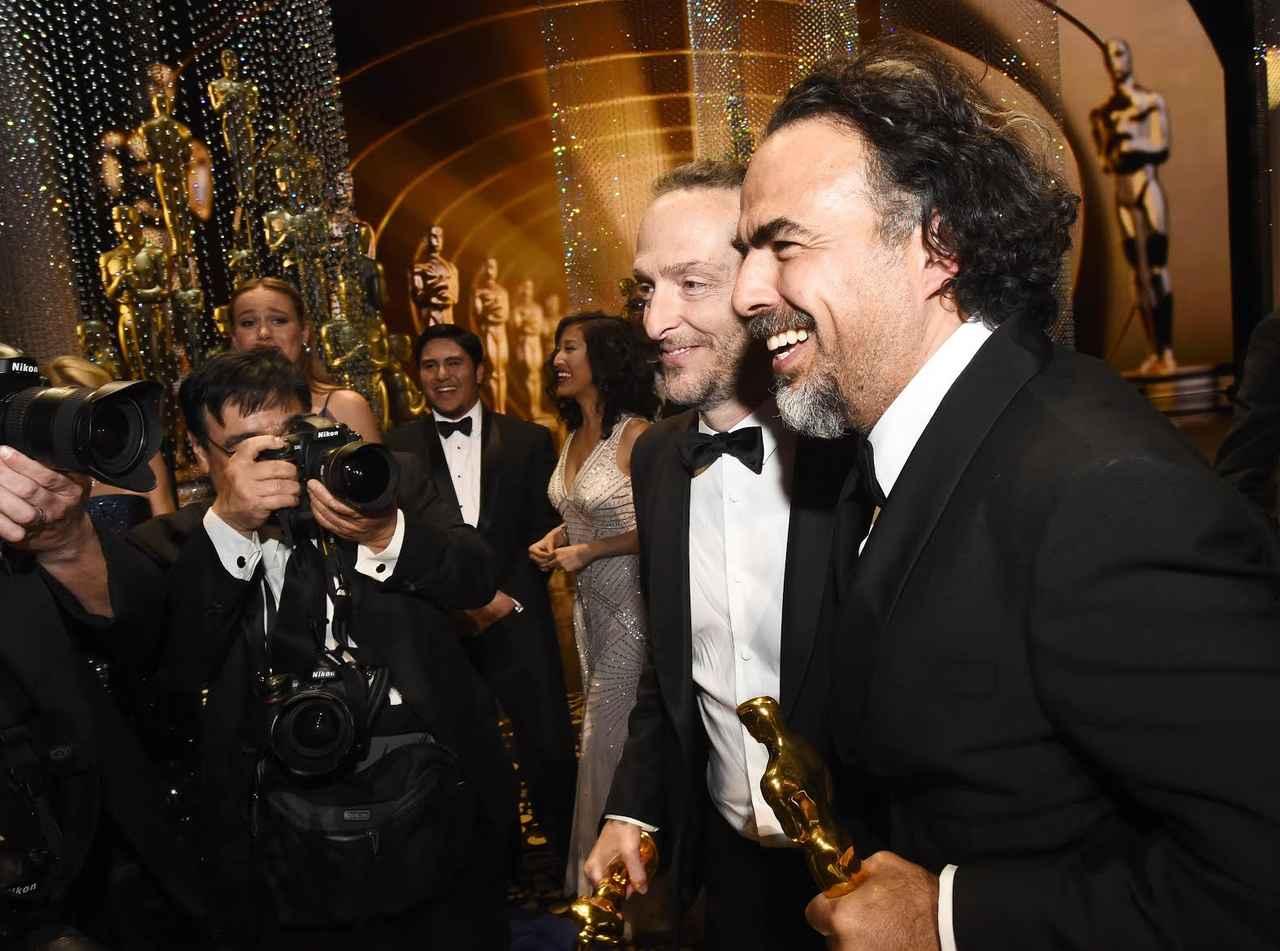 画像: Alejandro G. Iñárritu and Emmanuel Lubezki Reunite For Experimental Virtual Reality Film