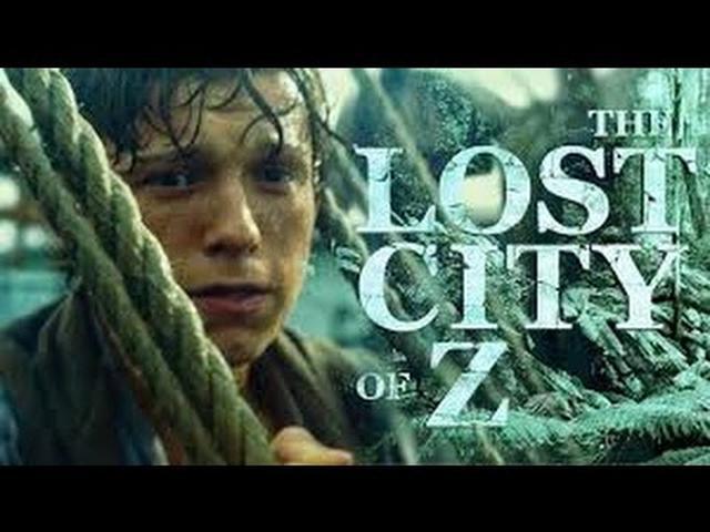 画像: The Lost City of Z Official Trailer 2016 youtu.be