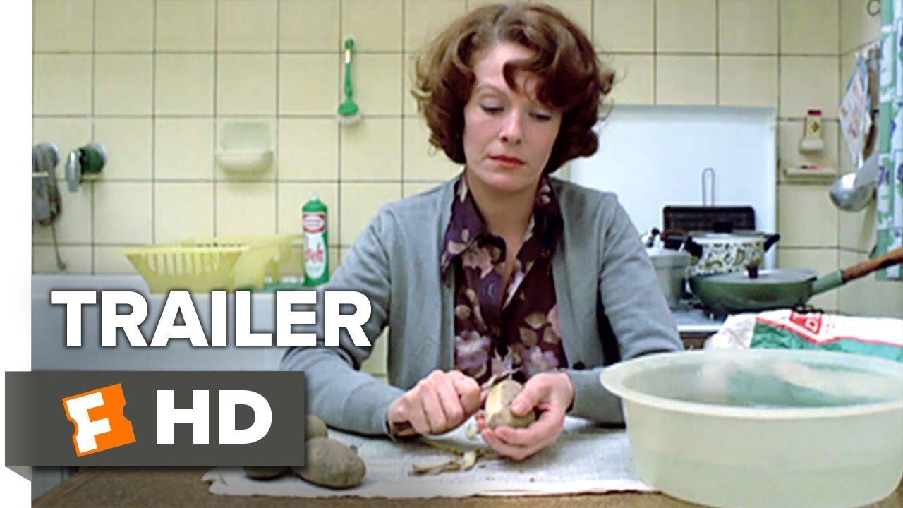 画像: I Don't Belong Anywhere: The Cinema of Chantal Akerman Official Trailer 1 (2016) - Documentary HD youtu.be