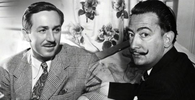 画像: Video: Walt Disney And Salvador Dali's Animated 1945 Short 'Destino'