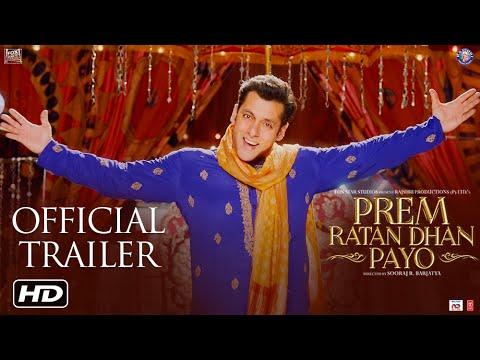 画像: Prem Ratan Dhan Payo Official Trailer | Salman Khan & Sonam Kapoor | Sooraj Barjatya youtu.be