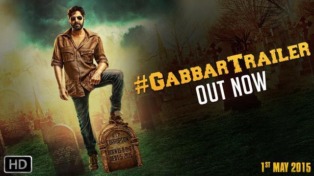 画像: Gabbar Is Back - Official Trailer HD | Starring Akshay Kumar & Shruti Haasan | In Cinemas Now youtu.be