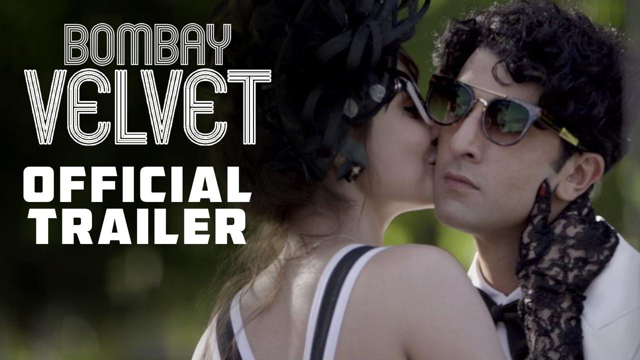 画像: Bombay Velvet | Official Theatrical Trailer | Ranbir Kapoor | Anushka Sharma youtu.be