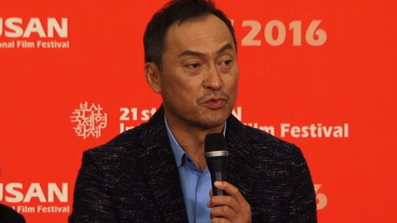 画像: 『怒り』のイ・サンイル監督、渡辺謙がオープントーク 釜山国際映画祭 Japanese film 'Rage' at Busan International Film Festival youtu.be