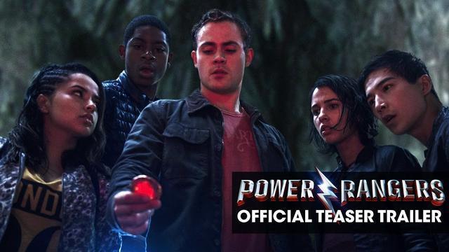 画像: Power Rangers (2017 Movie) Official Teaser Trailer – 'Discover The Power' youtu.be