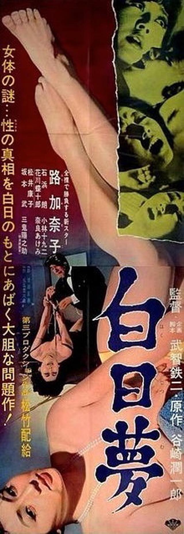 画像: 白日夢(1964年) 武智鉄二監督