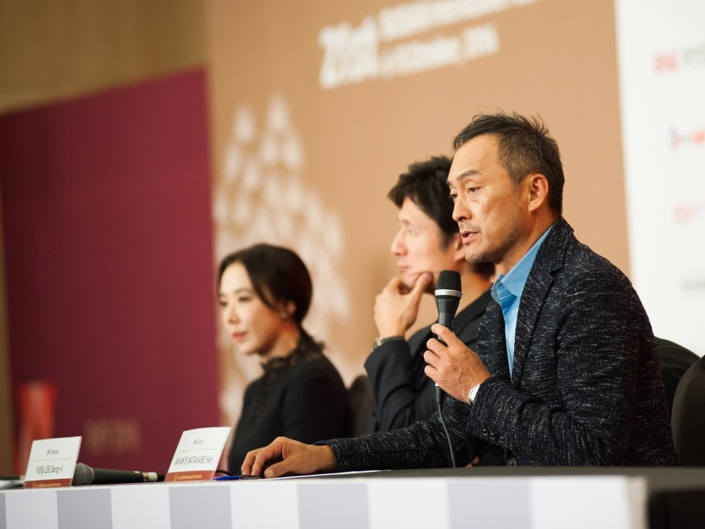 画像: Busan: 'Rage' Star Ken Watanabe Lauds Festival's Brave Fight